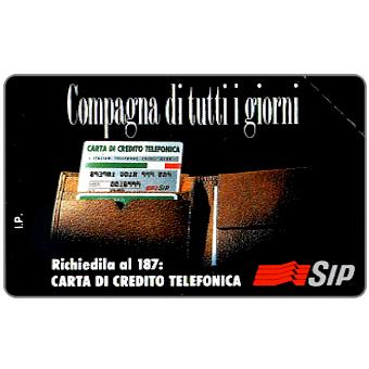Phonecard for sale: Compagna di tutti i giorni, Alto Adige, 31.12.95, L.15000