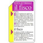 The Phonecard Shop: Il Fisco, 30.06.94, L.5000