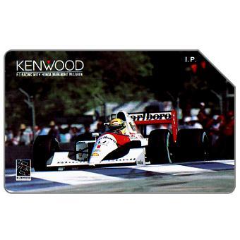 Kenwood, F1 Racing with Honda Marlboro McLaren, 31.12.94, L.10000