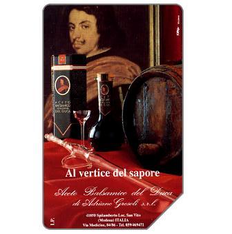 Aceto Balsamico del Duca, 31.12.94, L.5000