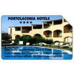 The Phonecard Shop: Portolaconia Hotels, Golf Hotel Cala di Volpe, 30.06.95, L.10000