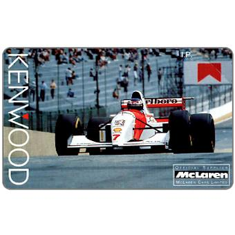 Kenwood McLaren, 30.06.96, L.5000