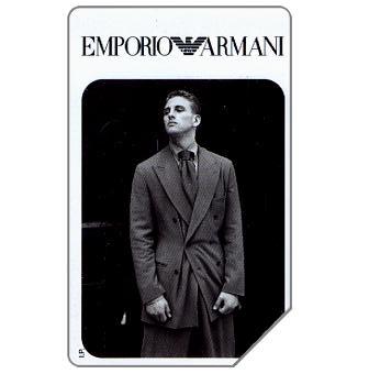Phonecard for sale: Emporio Armani, 30.06.97, L.10000
