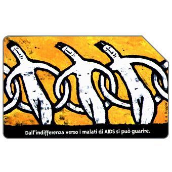 The Phonecard Shop: AIDS, 30.06.98, L.10000