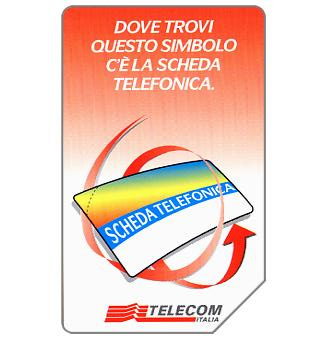 Phonecard for sale: Scheda telefonica, 31.12.98, L.5000