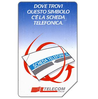 Phonecard for sale: Scheda telefonica, 31.12.98, L.10000
