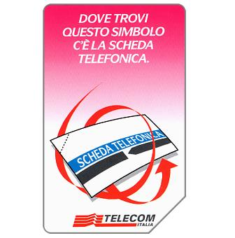 Phonecard for sale: Scheda telefonica, 31.12.98, L.15000