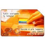 The Phonecard Shop: Tutti scelgono la scheda, 31.12.98, L.10000