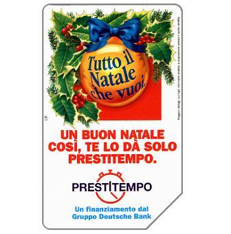 Natale Prestitempo, 31.12.98, L.10000