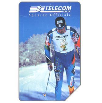 Campionati italiani di sci di fondo, 31.12.98, L.5000