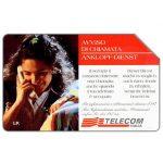 The Phonecard Shop: Avviso di chiamata, Alto Adige, 31.12.98, L.10000