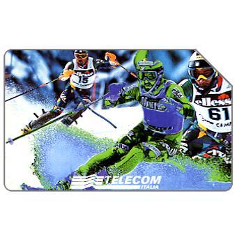 Campionati Mondiali di sci - Sestriere 1997, 30.06.99, L.5000