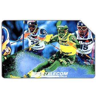 Campionati Mondiali di sci - Sestriere 1997, 30.06.99, L.15000
