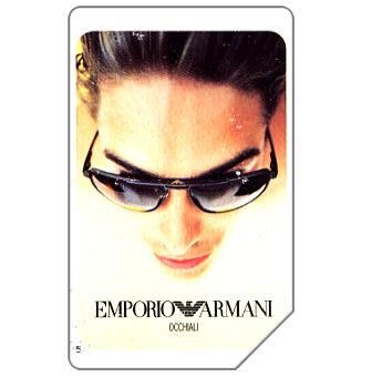 Emporio Armani Occhiali, 30.06.99, L.10000