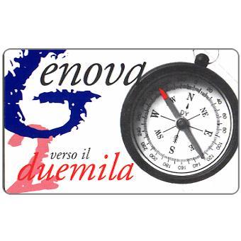 Genova verso il duemila, 30.06.99, L.5000