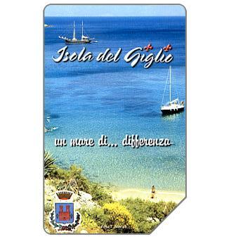 Isola del Giglio, 30.06.99, L.5000