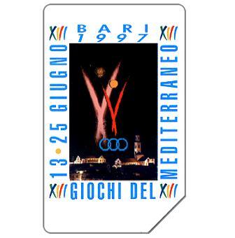 Bari '97, XIII Giochi del Mediterraneo, 30.06.99, L.15000