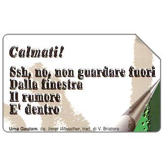 Venezia - Poesia, 31.12.99, L.5000