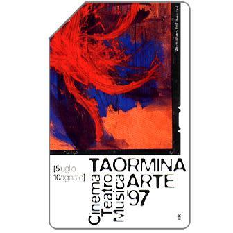 Taormina Arte 97, 31.12.99, L.5000