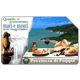 Provincia di Foggia, 31.12.99, L.5000