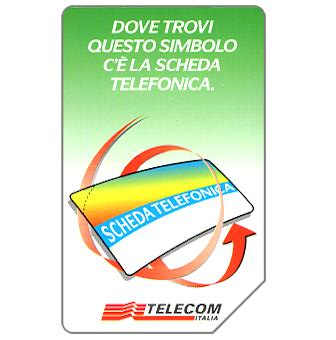 Scheda Telefonica, 31.12.99, L.15000