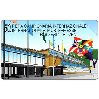 50° Fiera Campionaria Internazionale Bolzano, Alto Adige, 31.12.99, L.10000