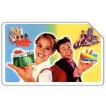 The Phonecard Shop: La Scheda è una cosa meravigliosa, 31.12.99, L.10000