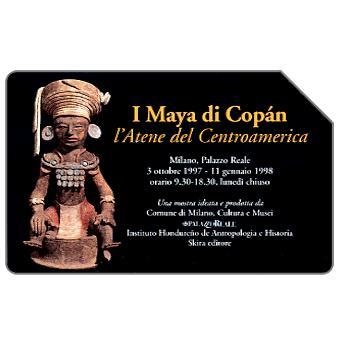 I Maya di Copàn, 31.12.99, L.5000