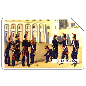 Scuola Militare Nunziatella, 31.12.99, L.5000