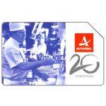 The Phonecard Shop: 20° Anniversario Autogrill, 31.12.99, L.5000
