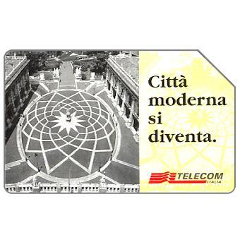 The Phonecard Shop: Nexus Roma, 31.12.99, L.5000