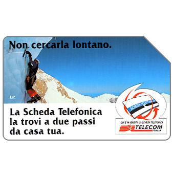 Phonecard for sale: Non cercarla lontano, 31.12.99, L.5000