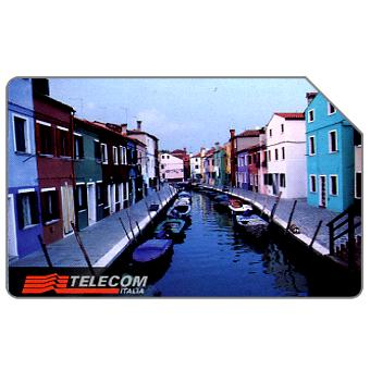 Linee d'Italia, Venezia, 31.12.99, L.10000