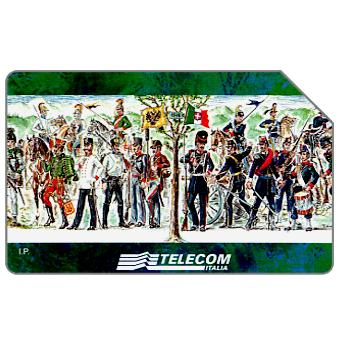 Phonecard for sale: Veronafil, 150° della 1a Guerra d'Indipendenza, 30.06.2000, L.2000