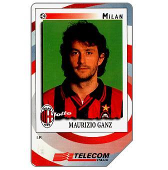 Phonecard for sale: Gli Introvabili Panini, Maurizio Ganz, 30.06.2000, L.5000