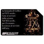 The Phonecard Shop: La Lampada di Galileo, 30.06.2000, L.5000