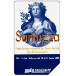 The Phonecard Shop: Santuzza, 31.12.2000, L.10000