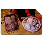 The Phonecard Shop: Aucella, 31.12.2000, L.5000