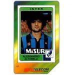 The Phonecard Shop: I grandi cannonieri, Alessandro Altobelli, 31.12.2000, L.5000