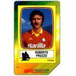 The Phonecard Shop: I grandi cannonieri, Roberto Pruzzo, 31.12.2000, L.5000