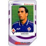 The Phonecard Shop: Gli Introvabili Panini, Edmundo, 31.12.2000, L.5000