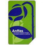 The Phonecard Shop: Anffas, 31.12.2000, L.5000