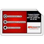The Phonecard Shop: Tre servizi al prezzo di due, 31.12.2001, L.5000