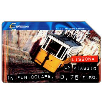 Capitali dell'Euro, Lisbona, 31.12.2001, L.5000