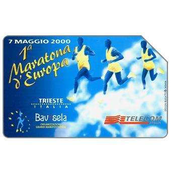 1a Maratona d'Europa, 30.06.2002, L.10000