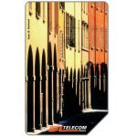 The Phonecard Shop: Bologna città europea della cultura, 30.06.2002, L.5000