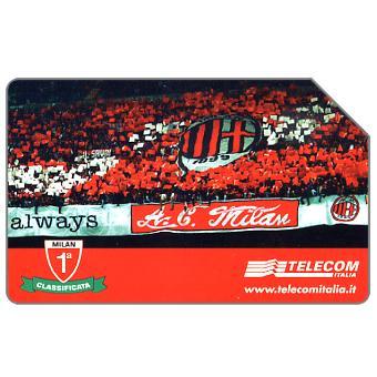Tifoseria Milan, 31.12.2002, L.5000