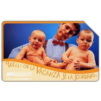 Phonecard for sale: Estate Duemila, 31.12.2002, L.5000