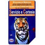 The Phonecard Shop: Esso, Servizio e Cortesia, 30.06.97, L.2000