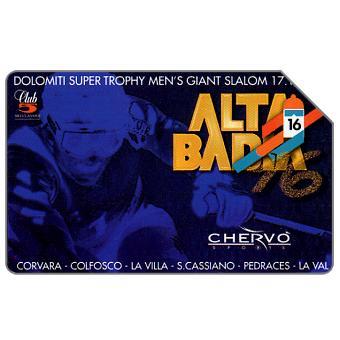 Alta Badia, Alto Adige, 31.12.2002, L.10000
